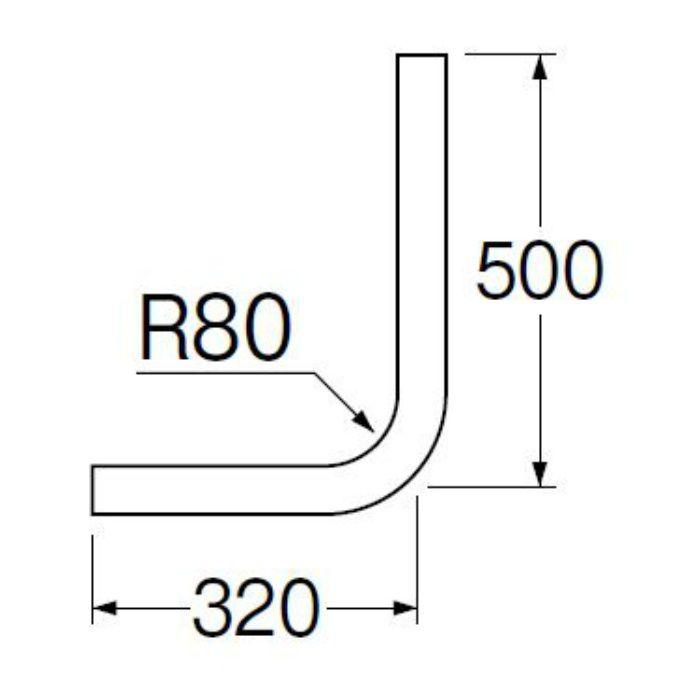 H81-2-A ロータンク洗浄管上部