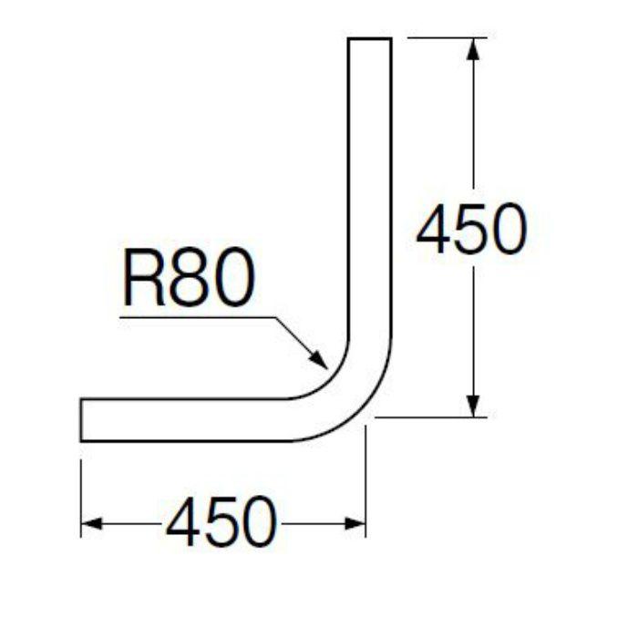 H81-2-C ロータンク洗浄管上部