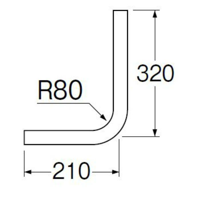 H81-2-D ロータンク洗浄管上部