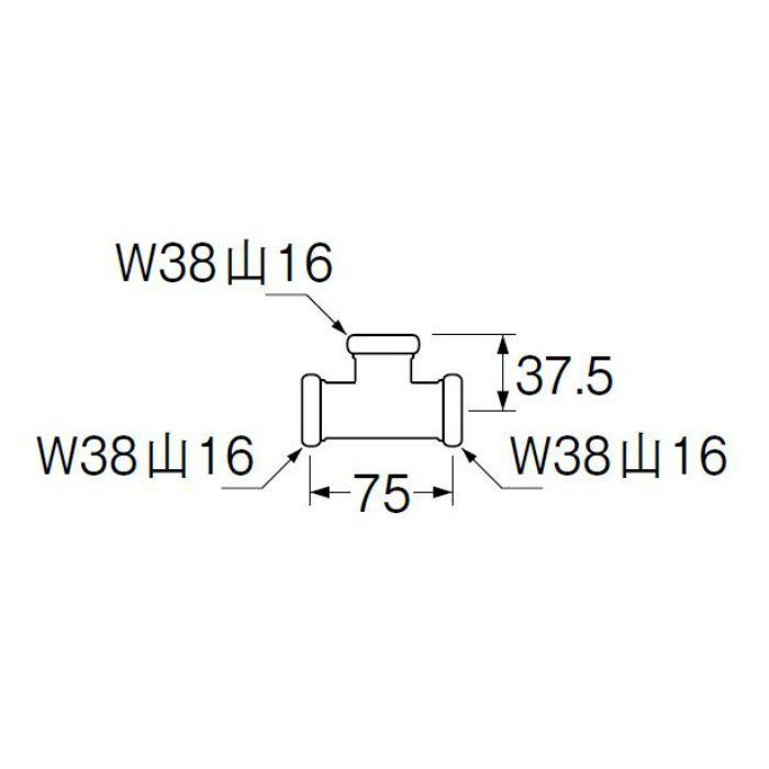 H80-46-32 洗浄管連結チーズ