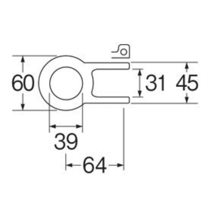 PH841-92X ロータンクゴムフロート