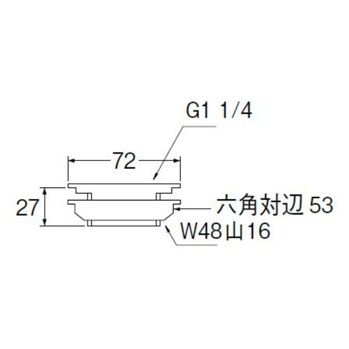 H35-30 タンク取付金具