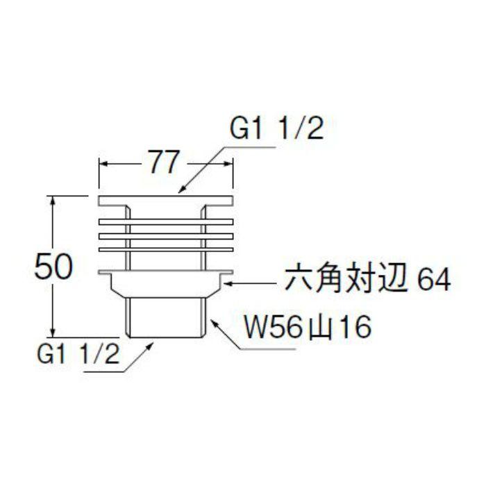 H350-40 タンク取付金具