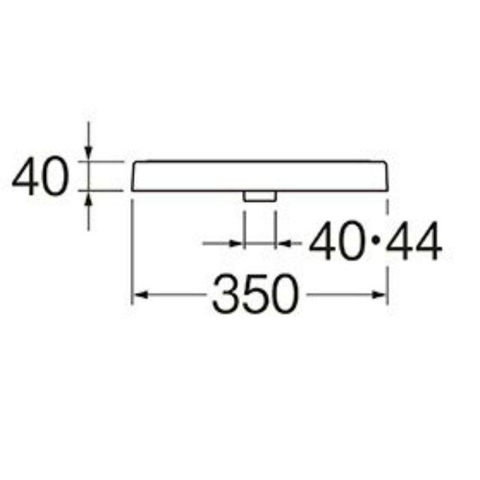 HW81-W 屋外水栓パン ホワイト
