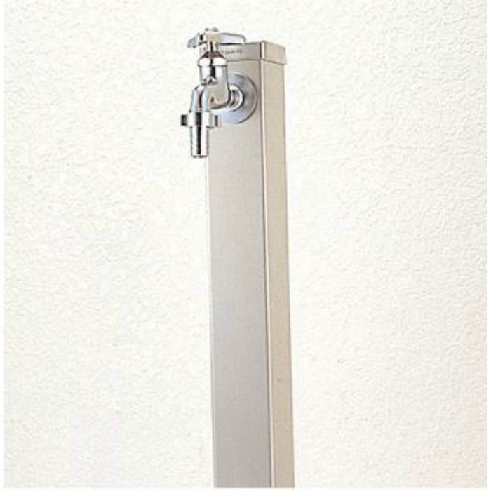 T800-70X1000 ステンレス水栓柱 内部給水管:ステンレス管