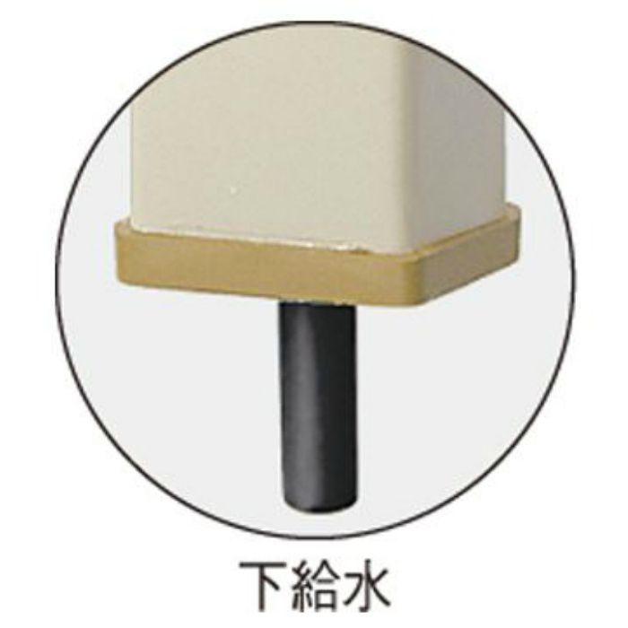 T8010-70X900-I PC水栓柱 下給水 アイボリー