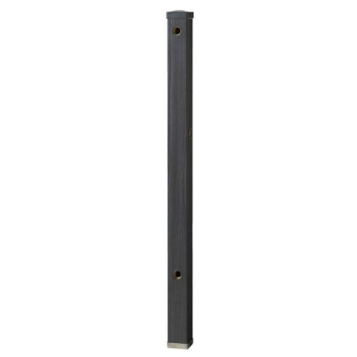 T803BW-60X900-D 木目調水栓柱 全面木目調ダーク