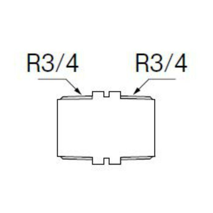 TXH205-20-ZA PCニップル 樹脂製継手