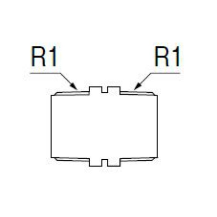 TXH205-25-ZA PCニップル 樹脂製継手