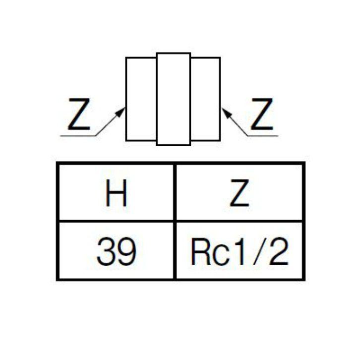 TXH740-13-ZA PCソケット 樹脂製継手