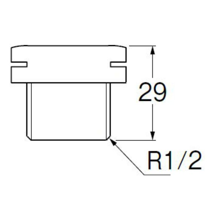 TXH760-13-ZA PCプラグ 樹脂製継手