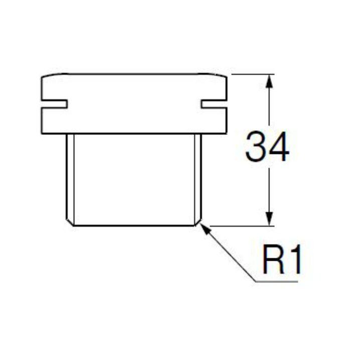 TXH760-25-ZA PCプラグ 樹脂製継手