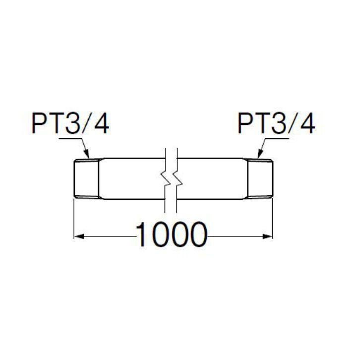 C730-20AX1 アルミ接足管