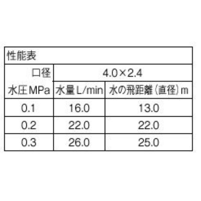 PC517-13 PCパートサークルスプリンクラー