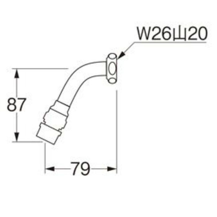PY127-64X-16 ジョインター万能ホームパイプ