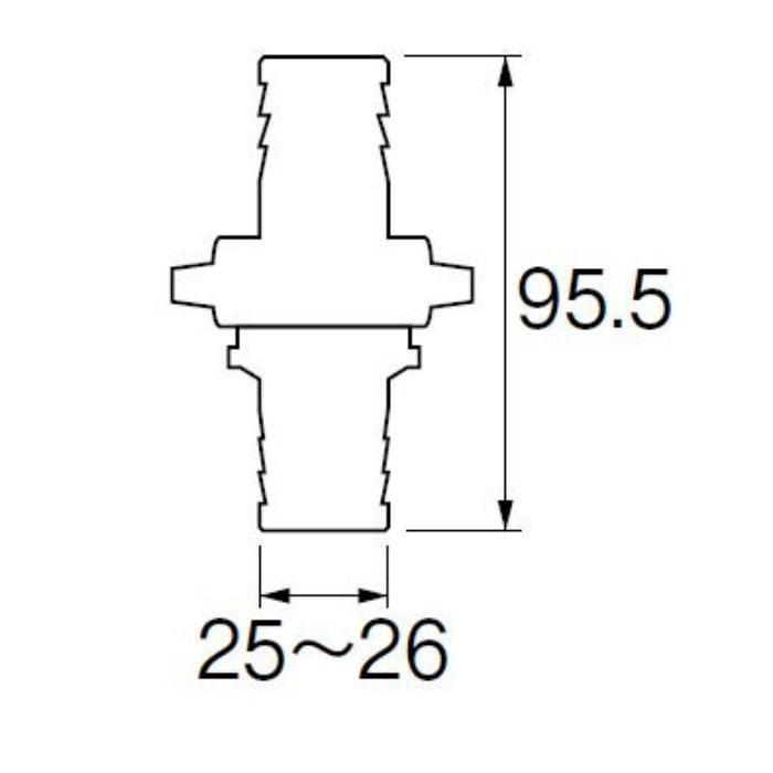 L200-25 PCカップリング