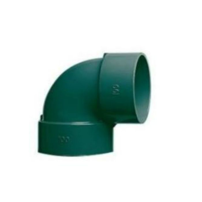 FS-DL エスロン耐火DV継手 建物用耐火性ポリ塩ビ管 DV 90°エルボ 150