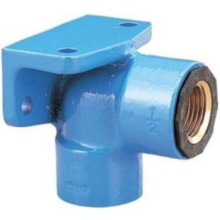 LX-IZSL LX継手 エスロコート 絶縁座付給水栓エルボ 20AX15A