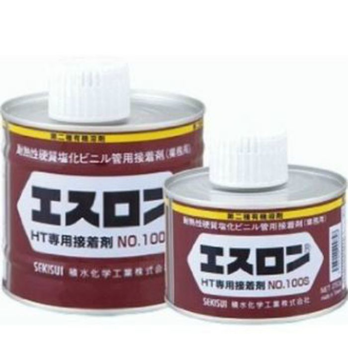 HTボンド 塩ビ接着剤 No.100S 【HT用 色:透明】 250G