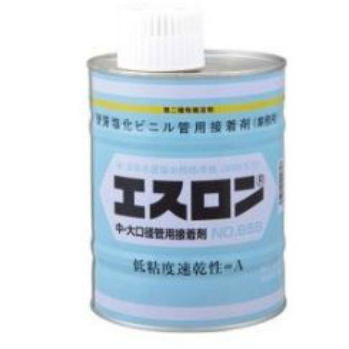 エンビボンドNO65 塩ビ接着剤 No.65S 【中大口径用 色:透明】 1KG