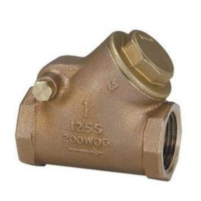125HBNS-N 青銅スイングチェッキ弁 15A
