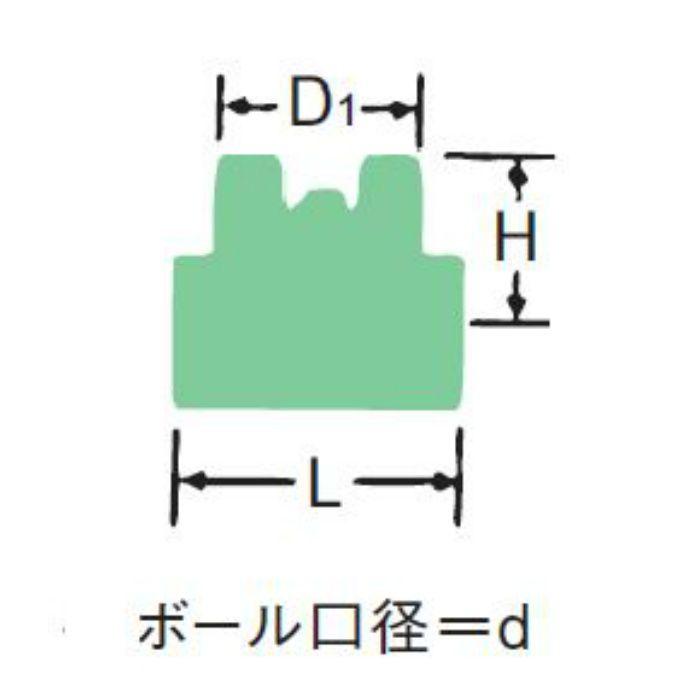 RZ-N-T 黄銅600ボール弁【バーストック・蝶ハンドル】 8A