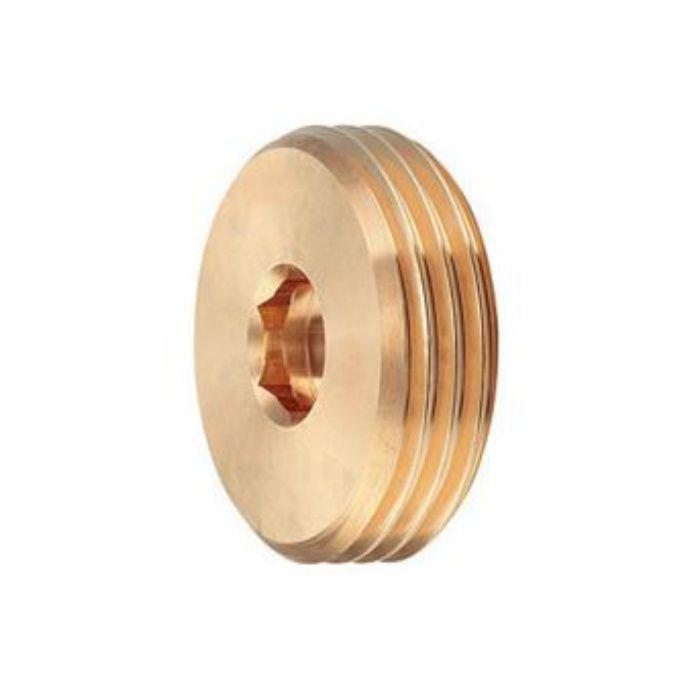670-005-20 水道メーター接続ナット メーター用閉栓キャップ