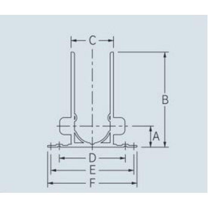 625-456-50B 配管固定バンド レベルバンド