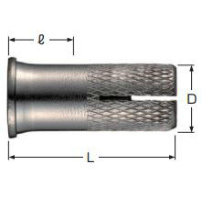 A13622 ステンAアンカー (SGTタイプ) めねじ形 内部コーン打込み式 SGT-3030