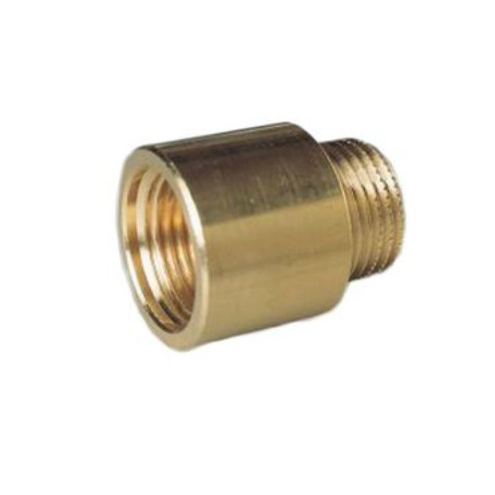 A10867 真鍮持出ソケット (厚口) 1/2×1.0