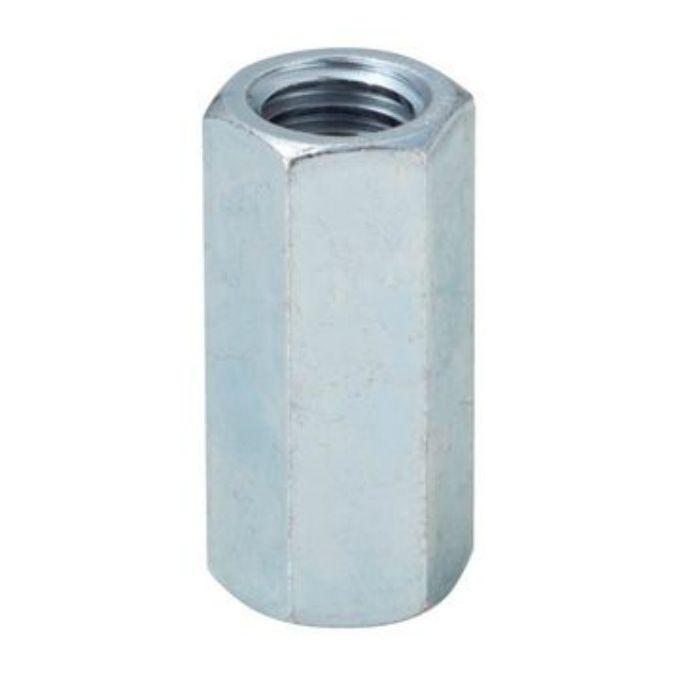 A11044 高ナット (電気亜鉛メッキ) 1/2B