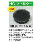 スクウェアフロー用 HGフィルター(高捕集) 10枚セット販売