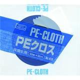 PEクロス床養生用 No.416 ブルー 50mm巾×25m巻 24巻/ケース