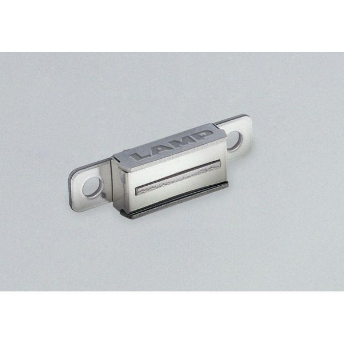 ランプ印ステンレス鋼製耐熱マグネットキャッチMC-YN-005HP型(受け座別売り) MC-YN005HP-20 140-012-617