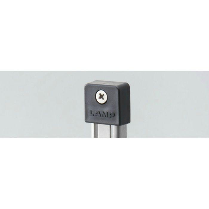 ランプ印棚柱用エンドキャップSPHL-23E型 SPHL-23E-WT 120-018-660