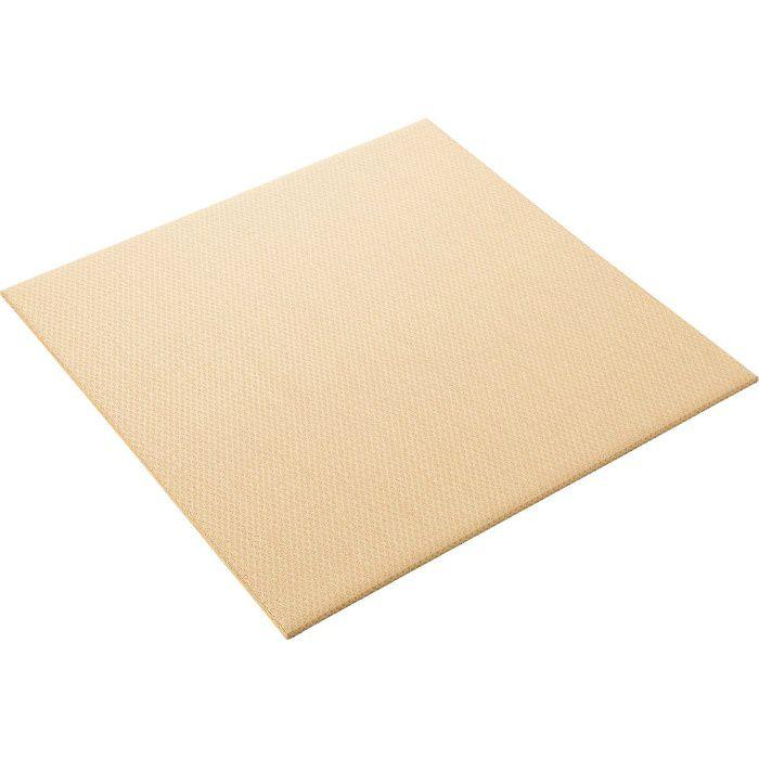 【5%OFF】YQ5415-2 15白茶色 ここち和座 敷き込みタイプ 小波 インテリア畳 2枚/ケース