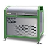 ミックストッカー 900 グリーン W900×D700×H900