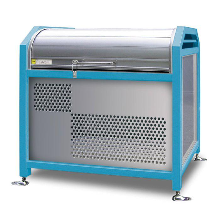 ミックストッカー 1500 ブルー W1500×D700×H900
