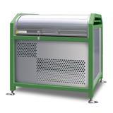ミックストッカー 1500 グリーン W1500×D700×H900