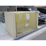 クリーンストッカー CKA-1616 ネットタイプ CKA型 W1600×D1600×H1200