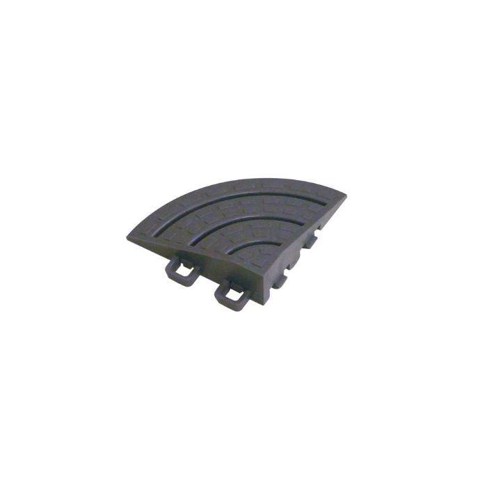 サポートマット コーナー グレー 21mm×75mm×75mm