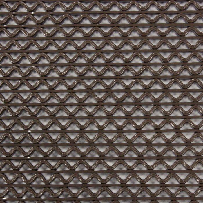 エントラップマット スタンダード・アンバックT ブラウン 約6mm×900mm×600mm