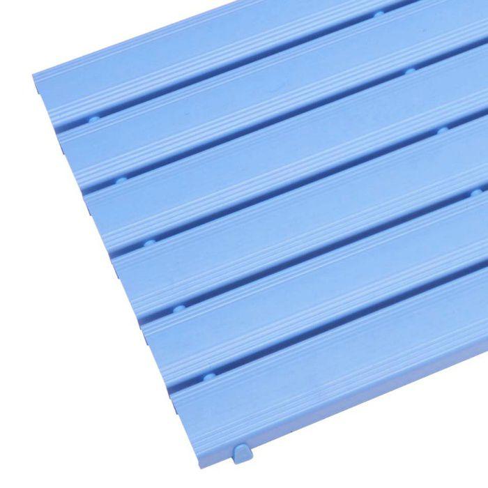 ストレートスノコ #180 ブルー 49mm×600mm×1800mm