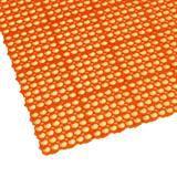 エイトチェッカーDX オレンジ 13mm×150mm×150mm