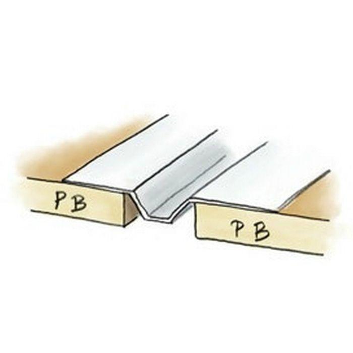 SP-6 穴あき+テープ付 ホワイト 3m 38030-2