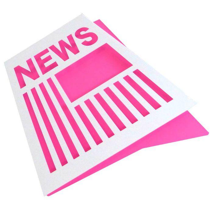 ダストハウスLE用 アイコン #M 新聞・雑誌