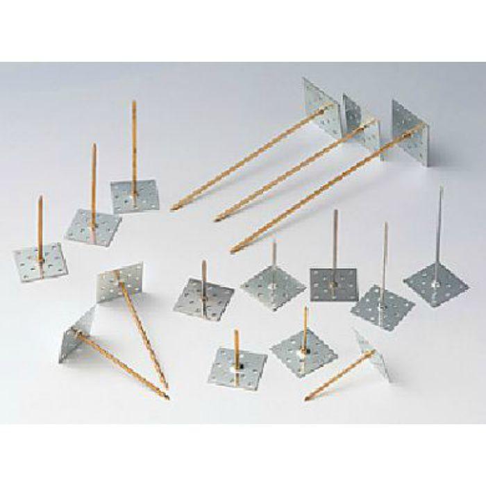 スピンドル鋲 真鍮硬質25 25mm 1000本/小箱