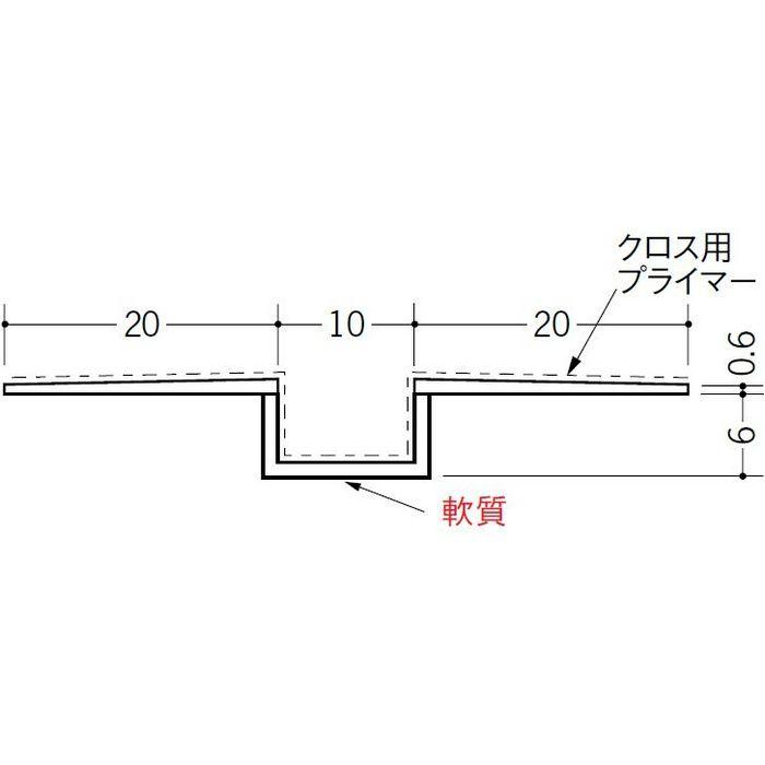 SP-10 クロス用プライマー付 ホワイト 3m 37164-2