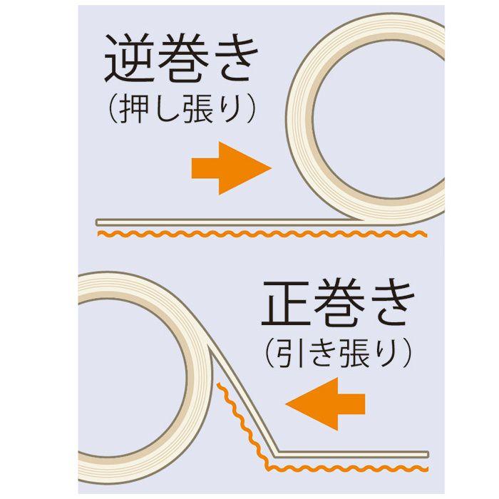 【ロット品】 エムエフ楽貼(正/巻き) 1000mm×30m 4本/ケース