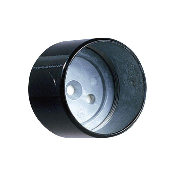 パイプソケット 32 221-626 ブラック